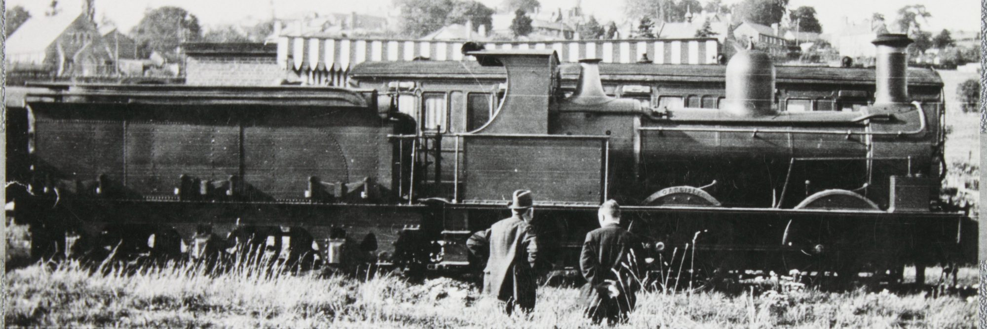 Bishop's Castle Railway Society